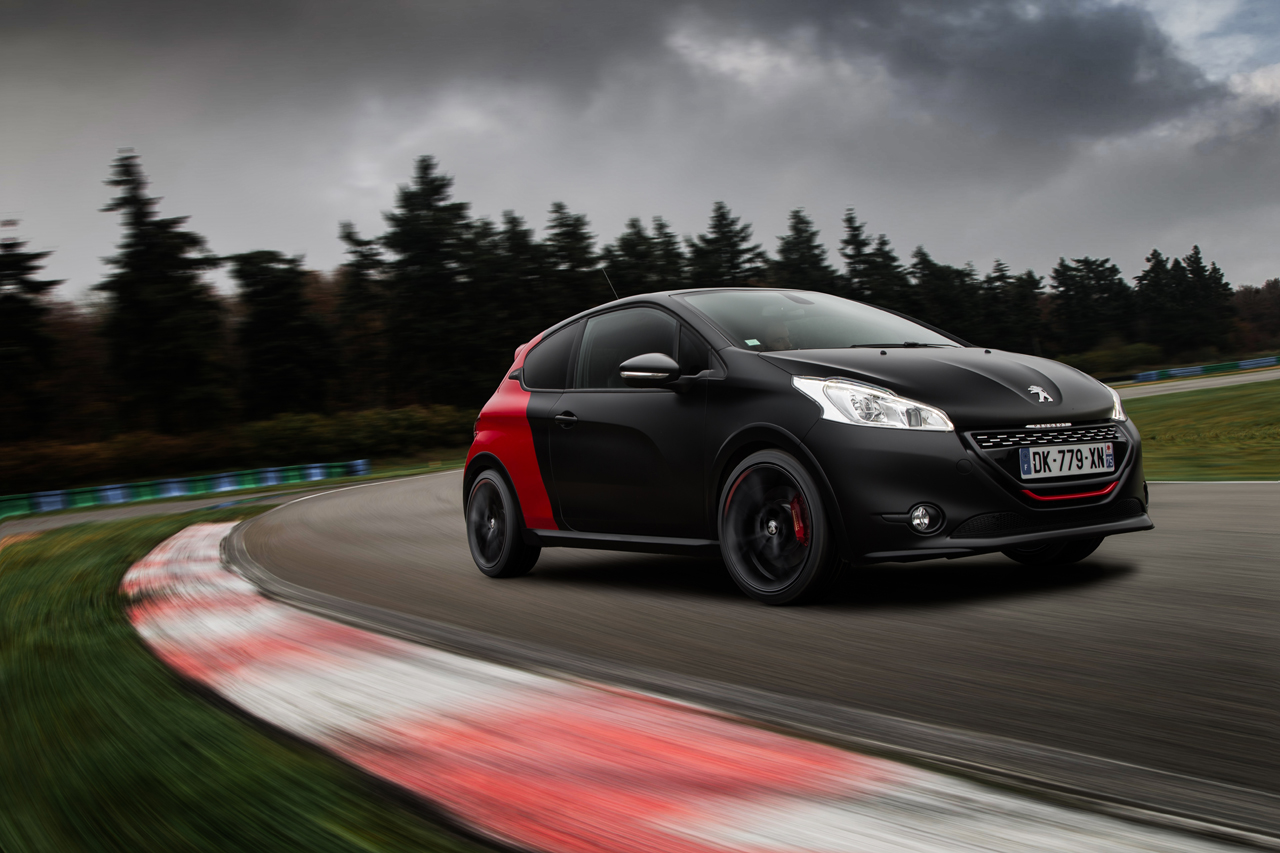 photos peugeot 208 gti 30 th essai presse. Black Bedroom Furniture Sets. Home Design Ideas