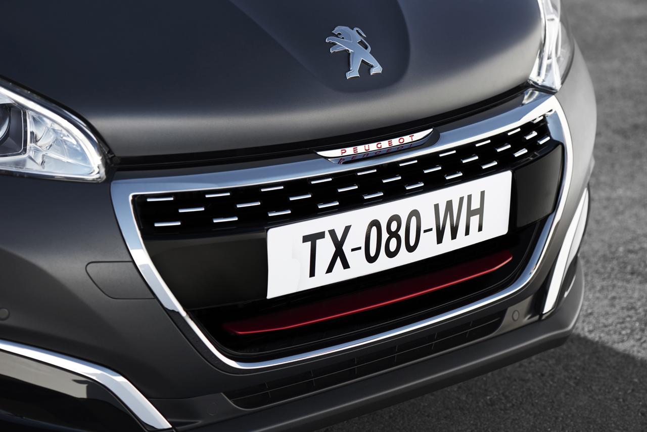 [PHOTOS]--->Peugeot 208 GTi - Phase 2