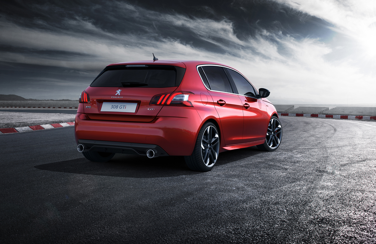 photos peugeot 308 gti by peugeot sport hd. Black Bedroom Furniture Sets. Home Design Ideas